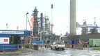 Murco refinery at Milford Haven