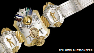 boxing belt