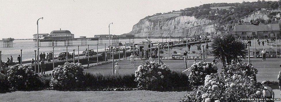 Shanklin Pier