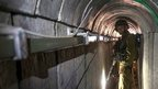 Israel 'to destroy Gaza tunnels'