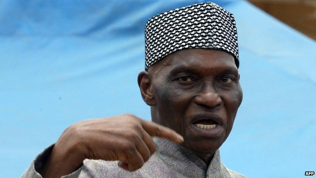 Abdoulaye Wade (26 August 2004)