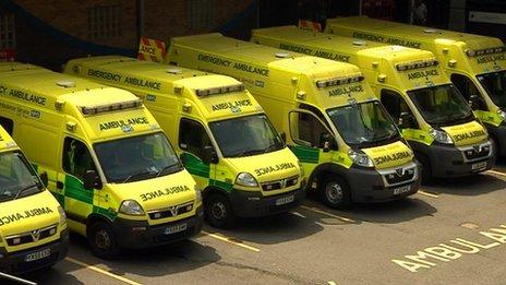East Midlands Ambulances