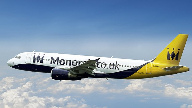Monarch aeroplane