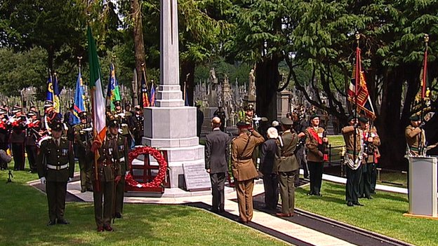 Glasnevin event