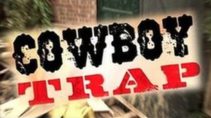 Image result for cowboy trap bbc