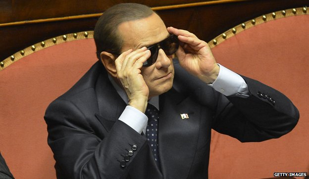 Silvio Burlesconi