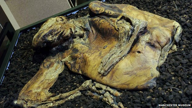 British Museum announces year long loan of Lindow Man to Manchester
