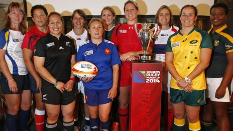 Women's Rugby World Cup 2014