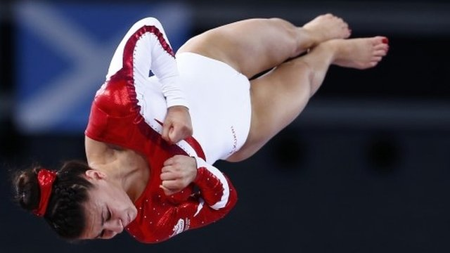 Glasgow 2014: Max Whitlock and Claudia Fragapane win third golds
