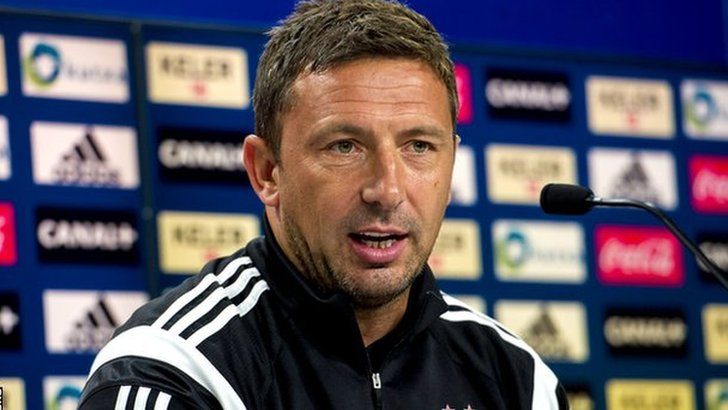Derek McInnes Europa League qualifier