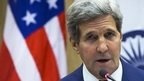 US Secretary of State John Kerry in India (31 July 2014)