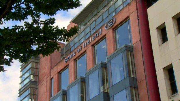 Bank of Ireland in Belfast