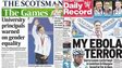 The Scotsman and Daily Record
