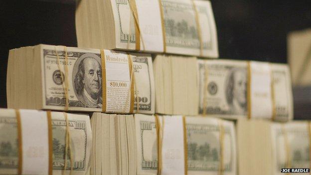 Dollar stash