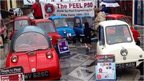Rare P50 cars gather on Isle of Man