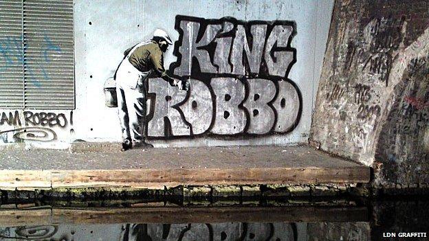 King Robbo artwork