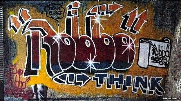 Team Robbo artwork
