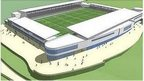 New Cornwall stadium plans announced