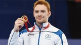 Dan Purvis has won three medals in Glasgow