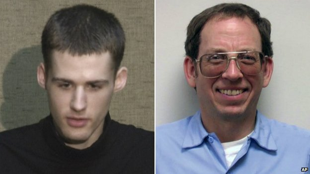 Matthew Miller, left, and Jeffrey Edward Fowle - 1 August 2014