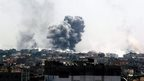 Air strike on Rafah, 1 Aug