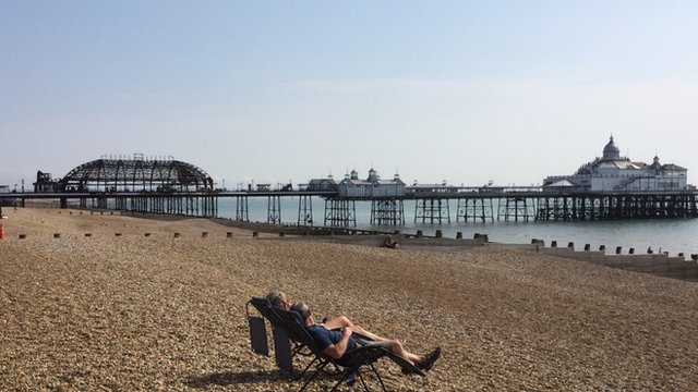 Eastbourne Pier - 2nd August