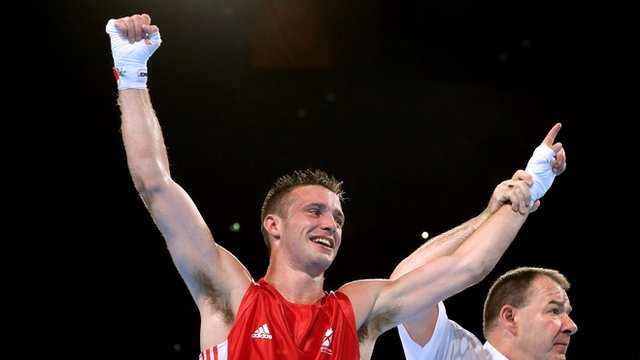 Glasgow 2014: Josh Taylor wins light welterweight gold