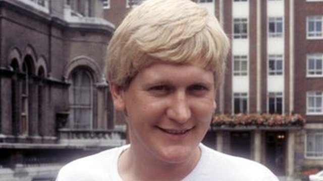 Mike Smith in 1982