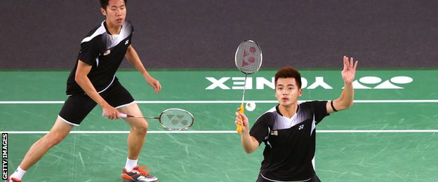 Tan Wee Kiong and Goh Wei Shem