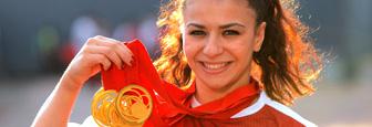 England's Claudia Fragapane