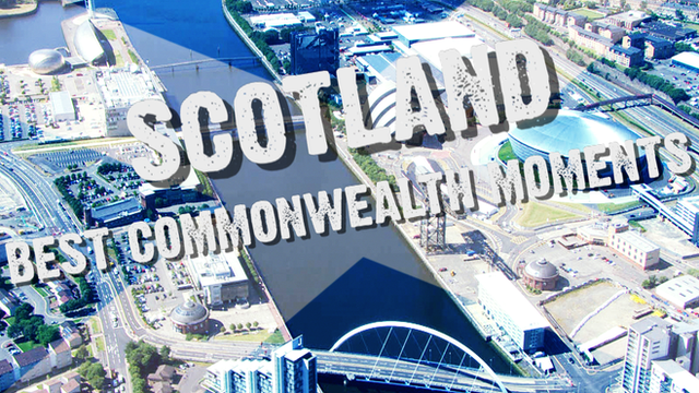 Scotland's best Commonwealth moments