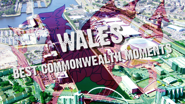 Wales' best Commonwealth moments