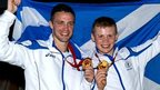 Scottish boxers Josh law and Charlie Flynn struck gold in Glasgow