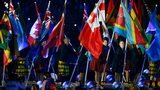 Glasgow 2014 closing ceremony