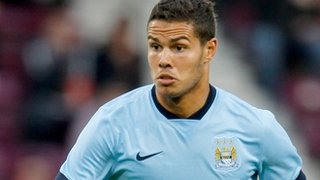 Manchester City midfielder Jack Rodwell