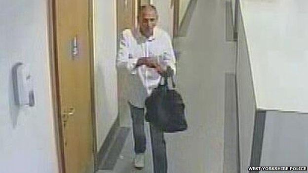 The man police want to speak to in connection with the rape of a woman in St James Hospital