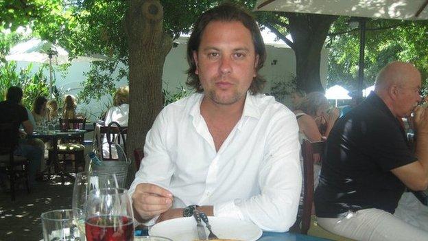 Quinton Garrathy