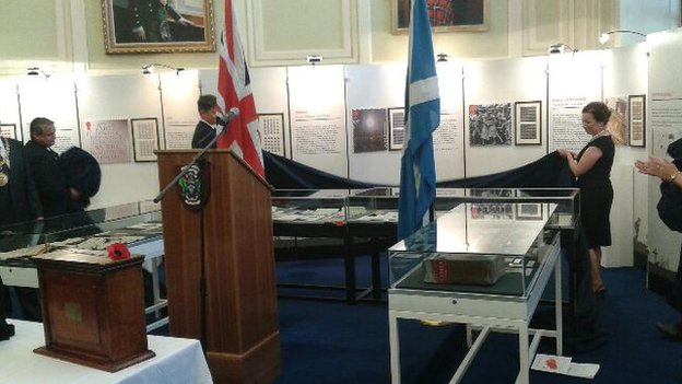 Display cabinets unveiled