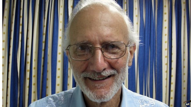 Alan Gross, US prisoner in Cuba