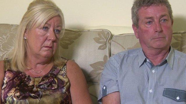 Geraldine and Peter McGinty