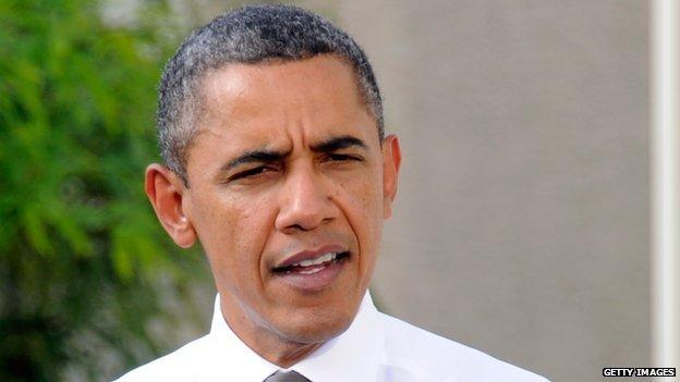 Barack Obama's remarks have angered Chinese media