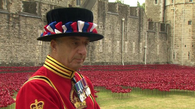 Chief Yeoman Alan Kingshott