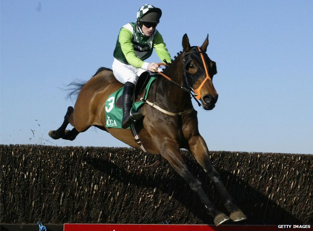 Ruby Walsh riding See More Business