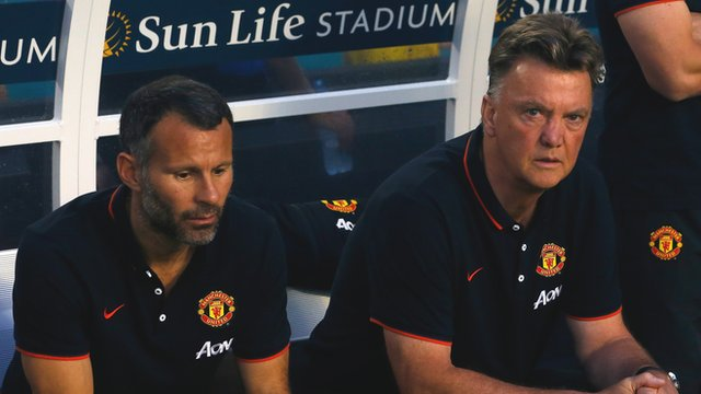 Man Utd 3-1 Liverpool: Louis van Gaal refuses to get carried away