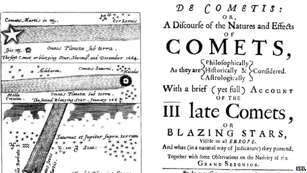 book on comets