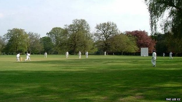 The Lee Cricket Club