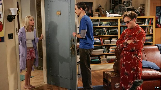 Big Bang Theory season one