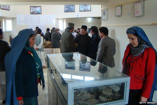 Afghanistan's war crimes museum