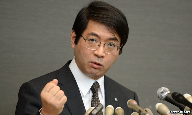 Scientist Yoshiki Sasai