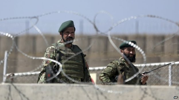 Afghan soldier attacks Nato troops at UK army academy